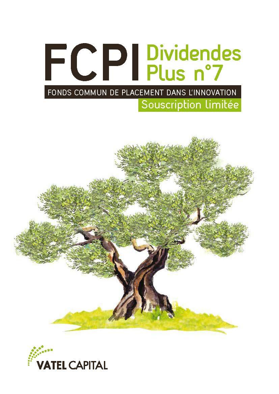 FCPI DIVIDENDES PLUS N° 7