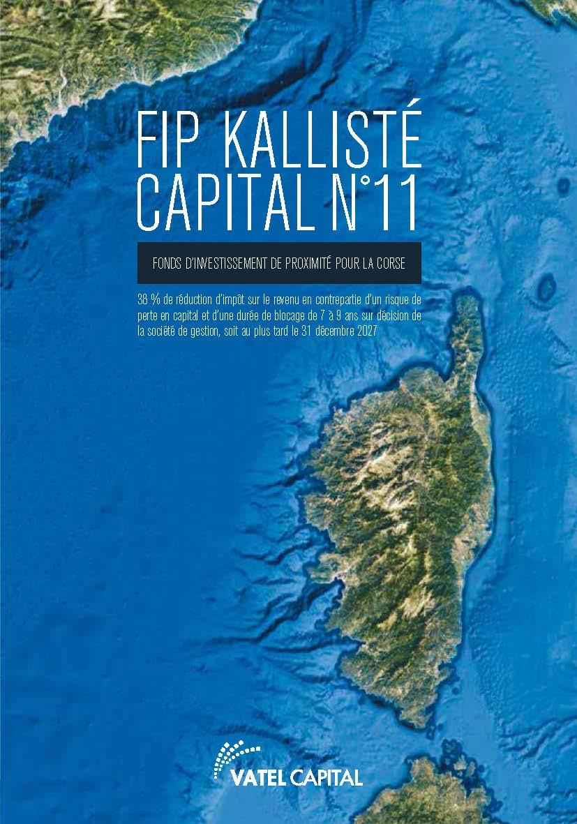 FIP KALLISTE CAPITAL N° 11