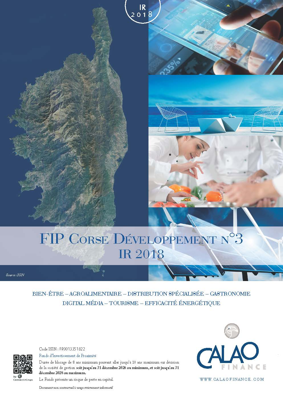 FIP CORSE DEVELOPPEMENT N°3