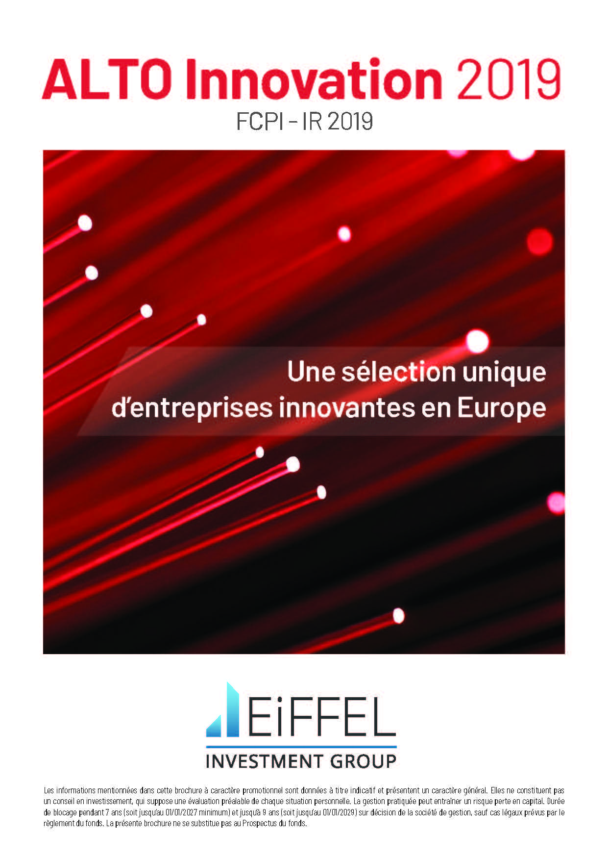 FCPI ALTO Innovation 2019