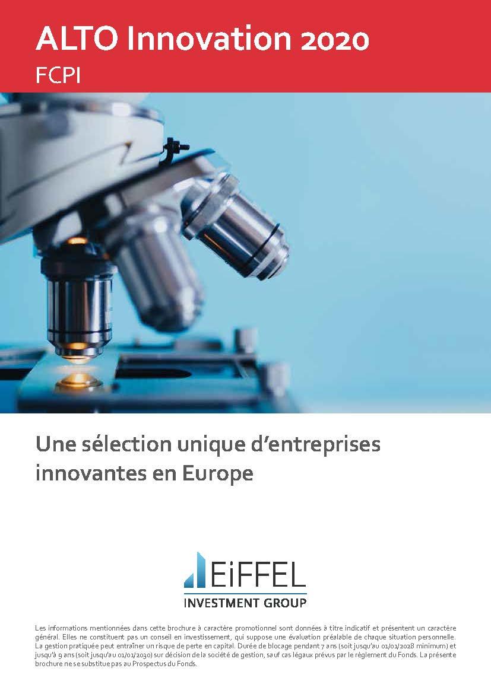 FCPI ALTO Innovation 2020