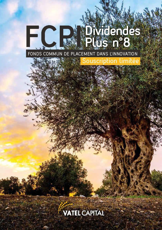 FCPI DIVIDENDES PLUS N° 8