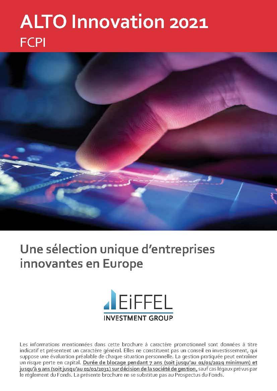 FCPI ALTO Innovation 2021