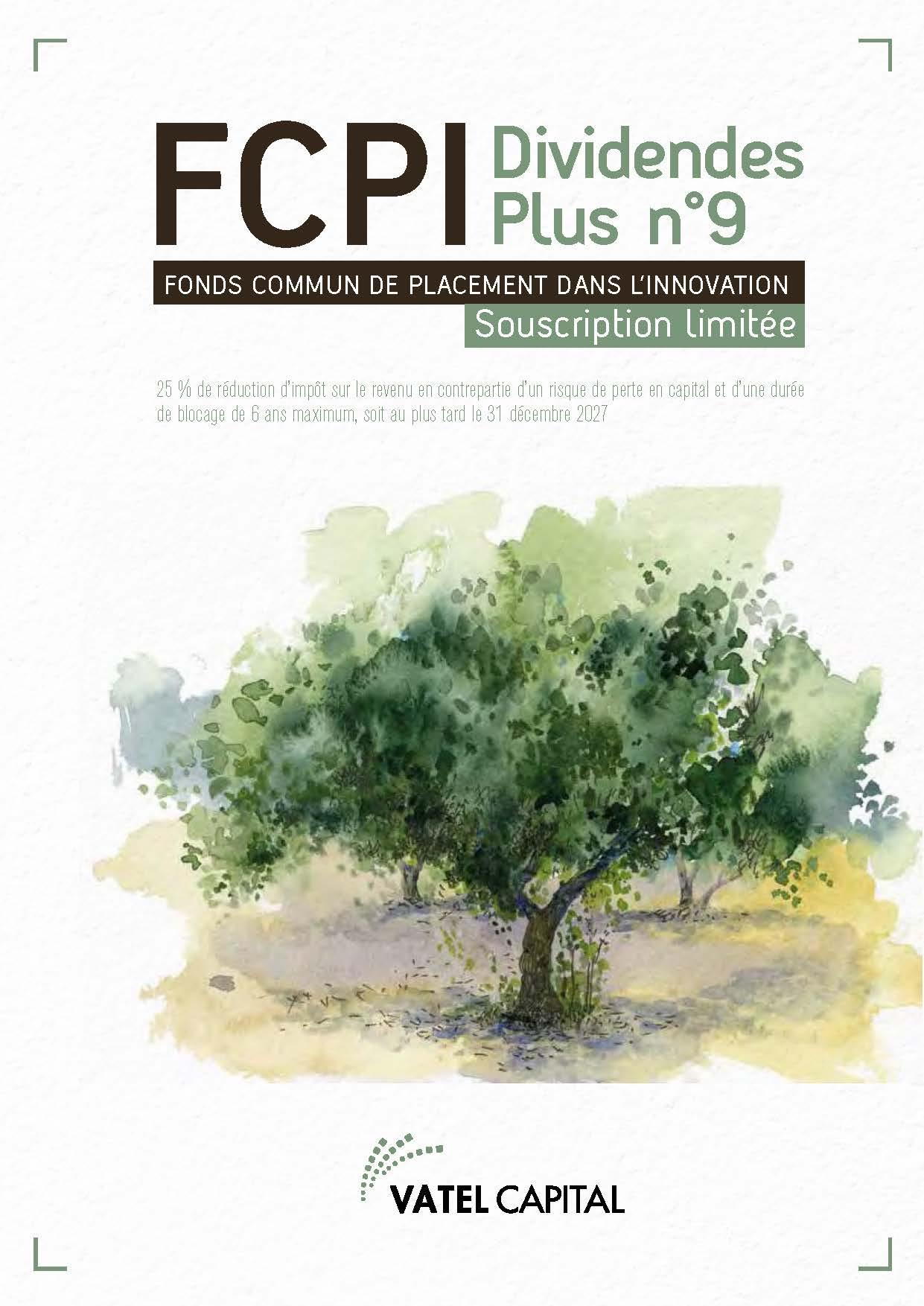 FCPI DIVIDENDES PLUS N° 9